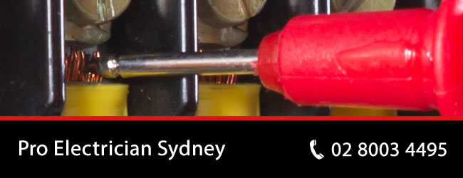 Electrician Sydney
